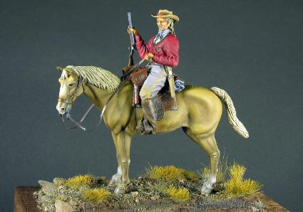Quantrel's Raider 1863 Mike Cobb