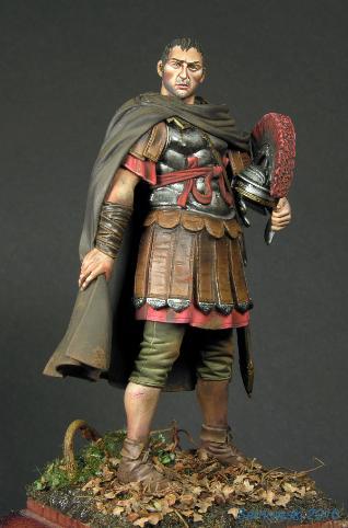 Roman Centurian Stephen Mallia
