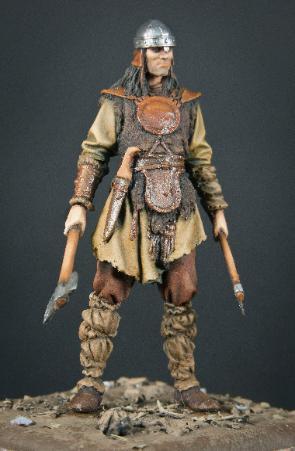 Saxon Warrior Bobby Sarnowski