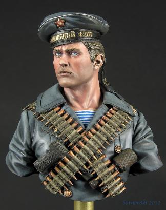 Soviet Marine 1941 Kyle Nelson