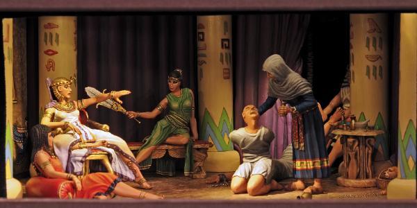 Cleopatra Testing Poisons Jim DeRogatis