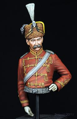 Imperial German Hussar Jason Green