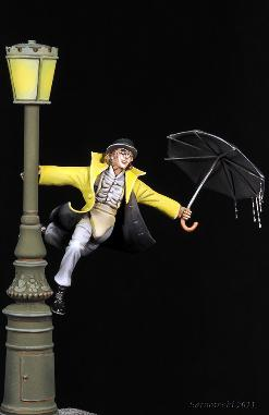 Singin in the Rain Fletcher Clement