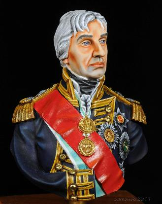 Vice Admiral Lord Nelson David Bainbridge