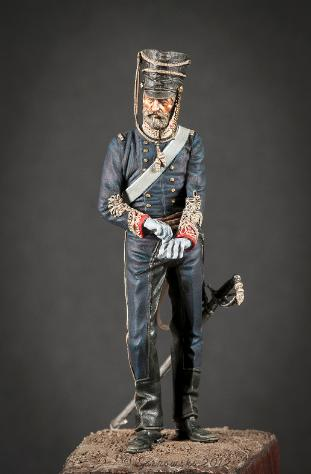 4th Queens Own Lt Dragoons 1854  Rod Curtis