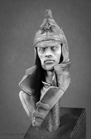 Bolshevik Kyle Nelson