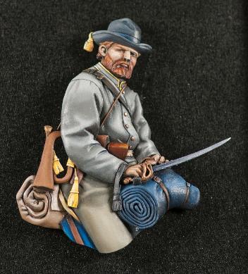 C.S. Bugler David Oswalt Painters Silver