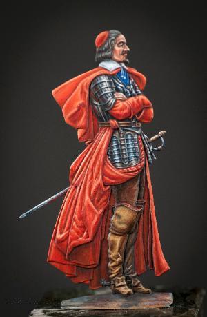Cardinal Richelieu Penny Meyer