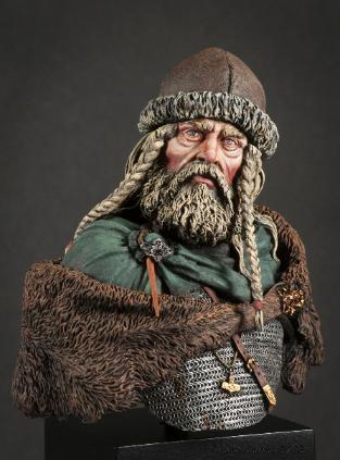 Eastern Viking Steve Deyo Painters Silver