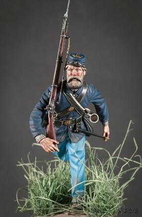 Union Infantry Dan Capuano