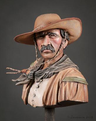 Vaquero Texas 1860 Bob Bethea Open Silver