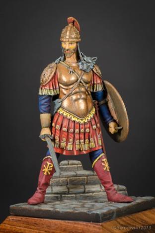 Byzantine Emperor Bob Stein
