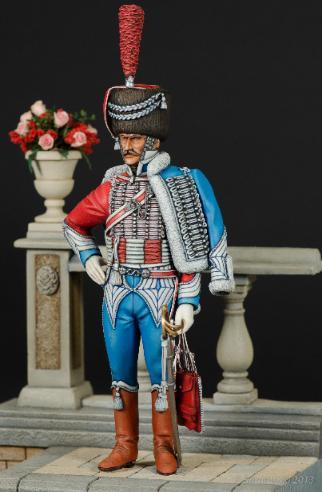 Capt. 12 Hussars Joe Furioso