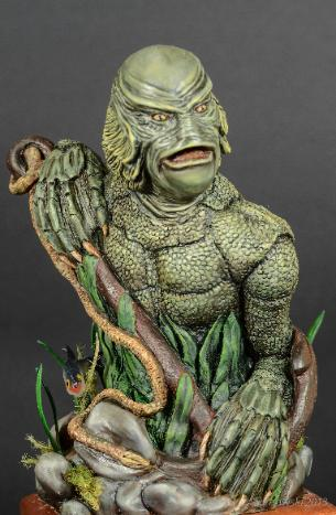 Creature of the Black Lagoon Jose Martinez