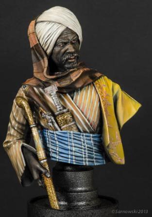 Nubian Guard Rick Taylor