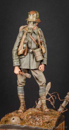 Stormtrooper 1918 Kreston Peckham