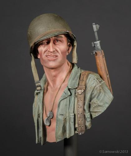 USMC Guadalcanal Matt Wellhouser