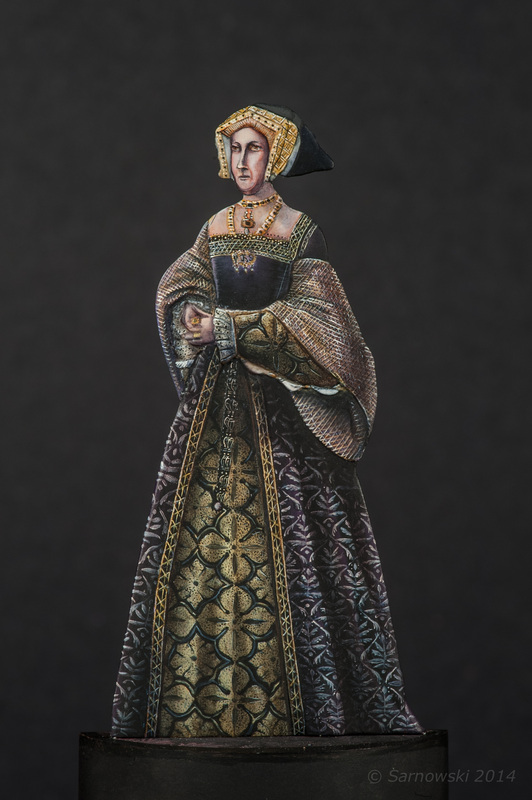 Lady of the Tudor Rick Taylor