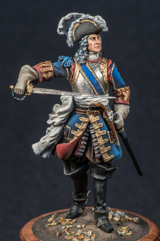 Duke of Vendome - Bob Sarnowski