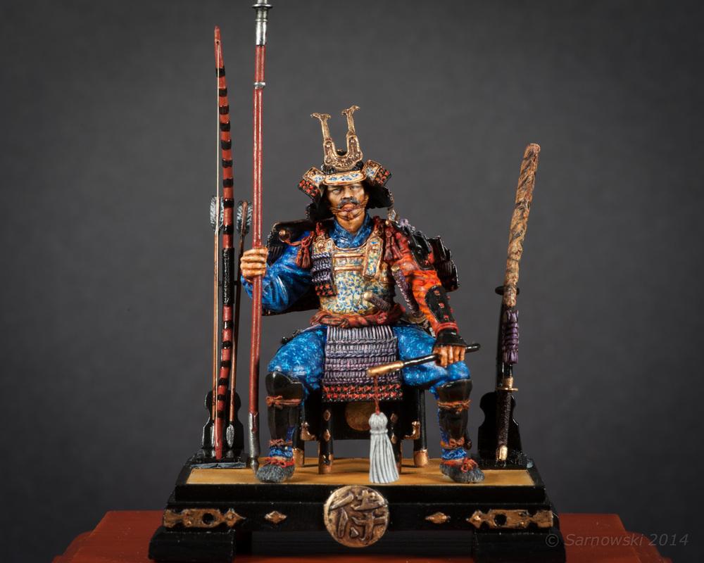 Samurai 1300 Jose Martinez