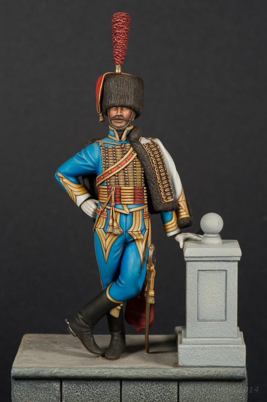 Capt 5th Hussars Joe Furioso