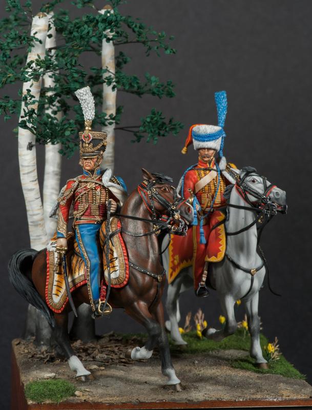9th Hussars 1812 - Ian MacKenzie