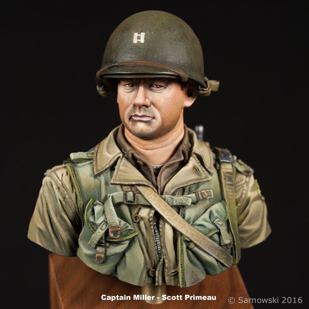 decoding captain miller