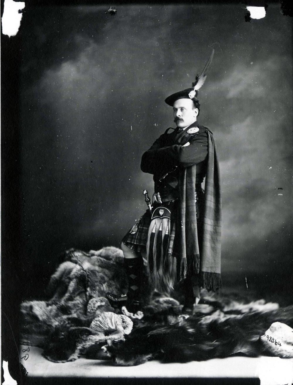Dat Highland swagger circa 1890, HFX