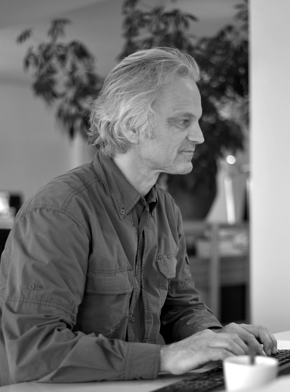 Kees Bentvelsen  ( LinkedIn )  Architect & Partner