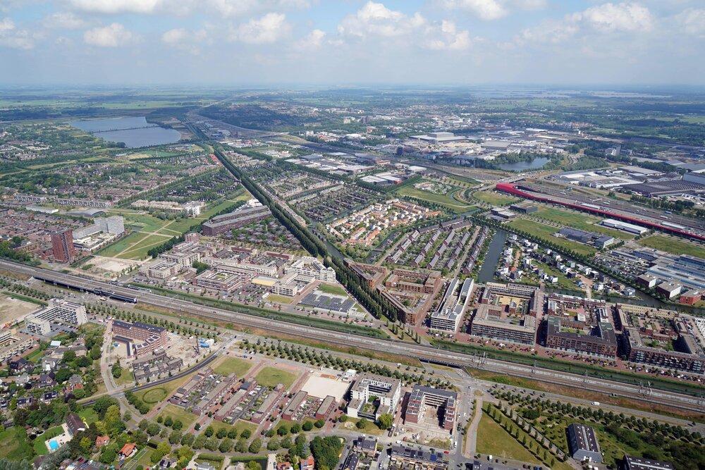 Terwijde Leidche Rijn - Utrecht