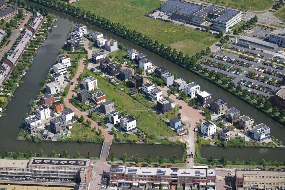 Kubuseiland, Utrecht