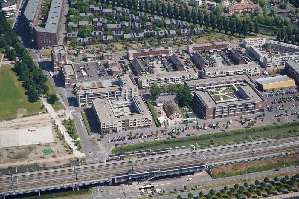 Winkelcentrum Terwijde, Utrecht
