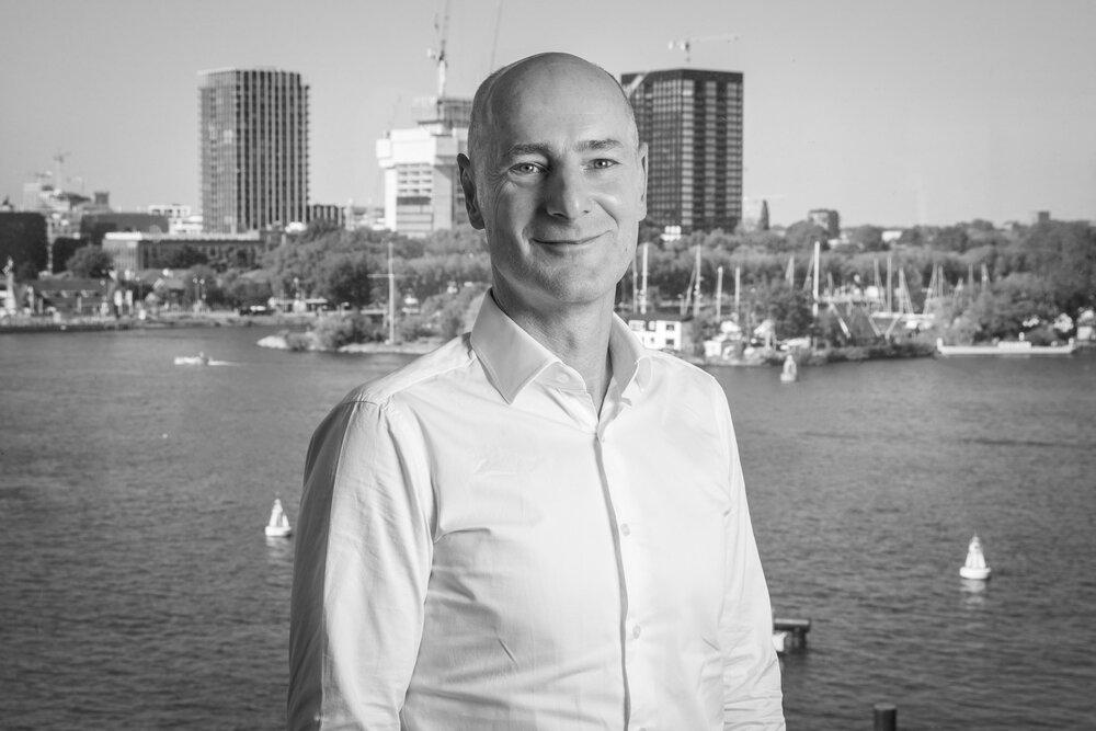 Stefan Bödecker | Directeur | Stedenbouwkundige