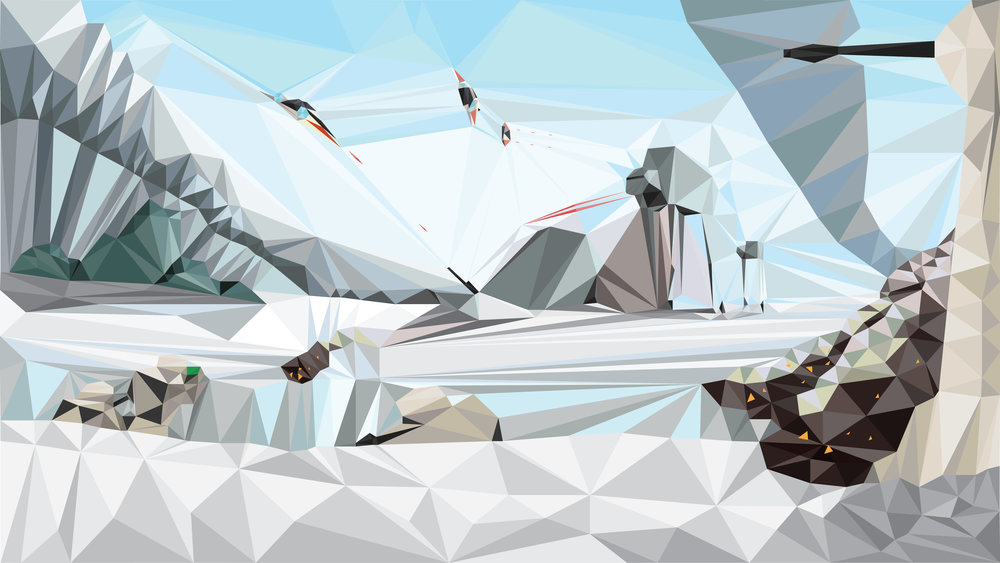 battle for hoth low poly.jpg