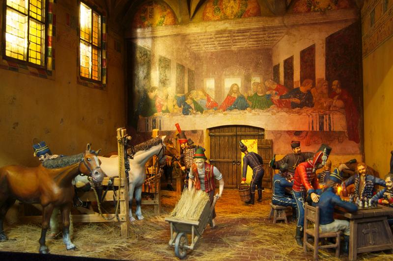 Il Cenacolo  by Jim DeRogatis
