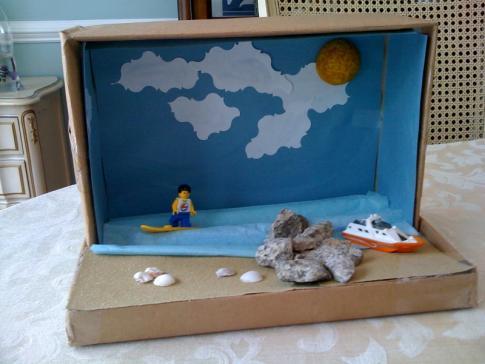 Introduction Box Dioramas