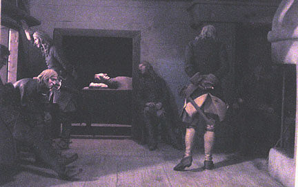 The End of All Dreams: The Death of King Charles XII. (2005, 54mm)