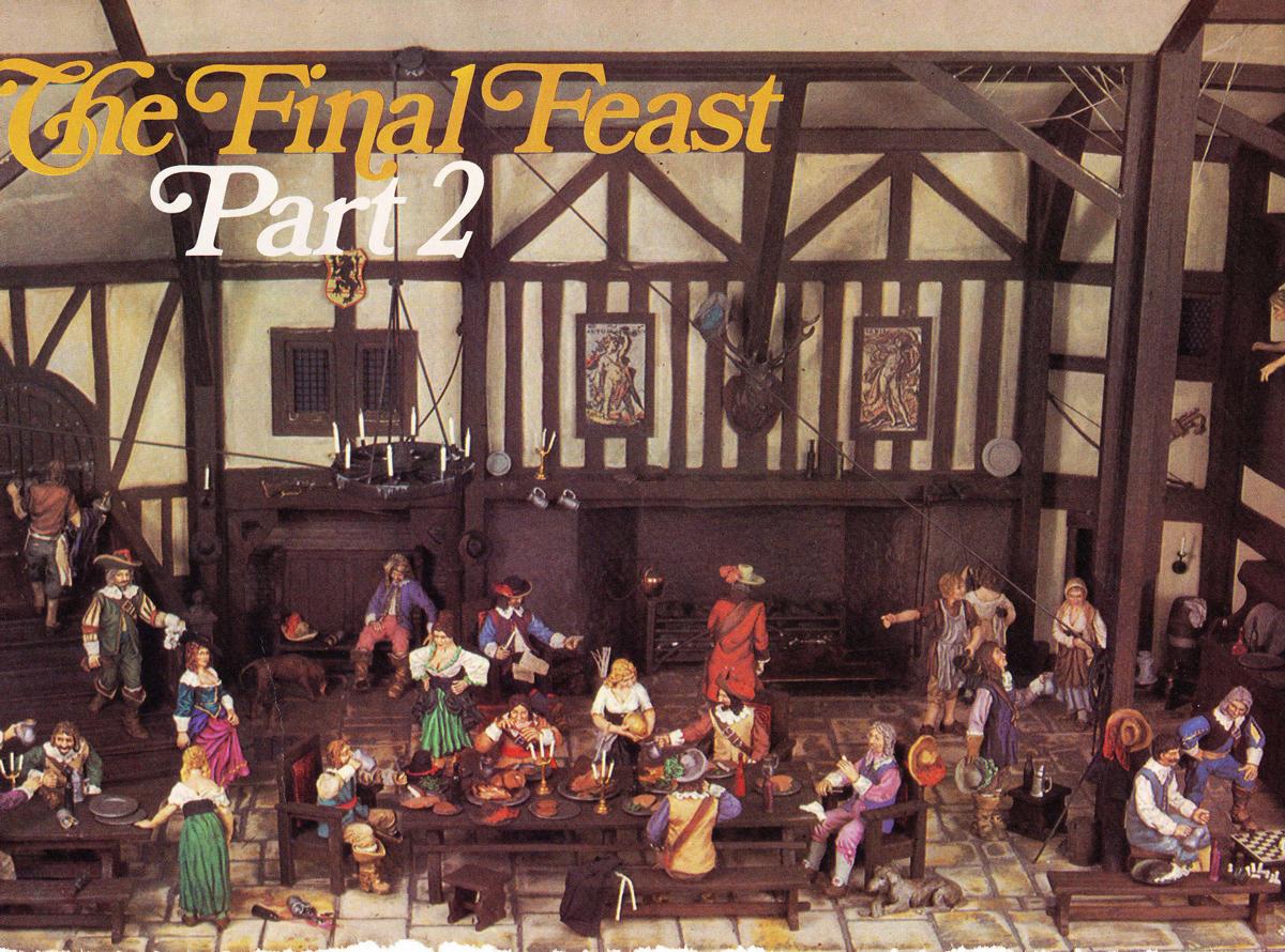 FinalFeast — Box Dioramas.com