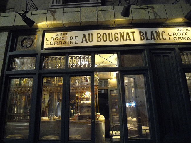 Au Bougnat Blanc