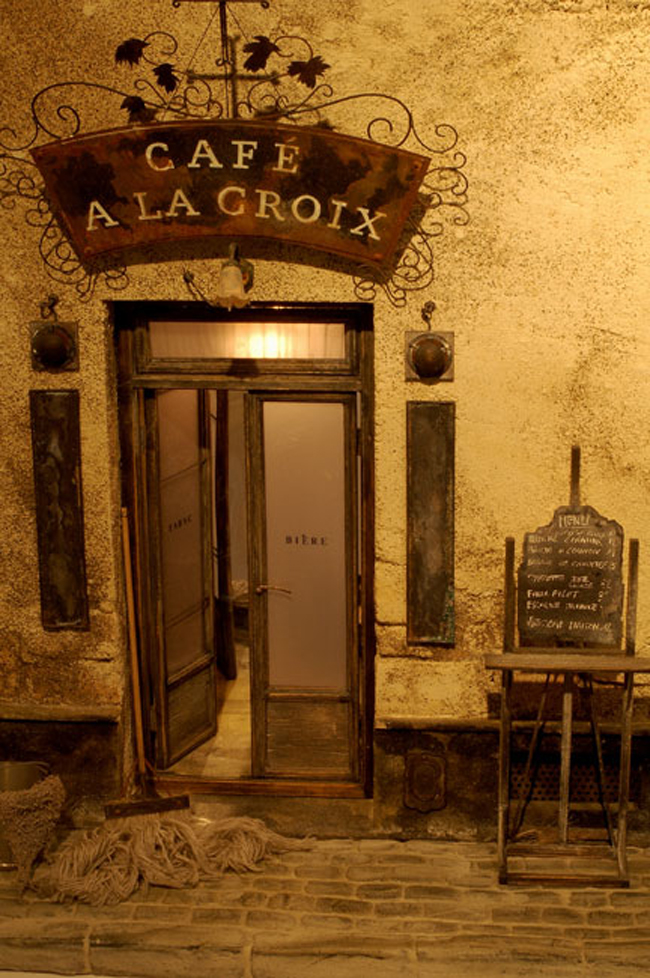 Cafe a la Croix