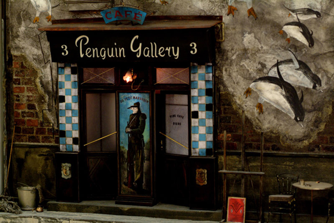 Penguin Gallery