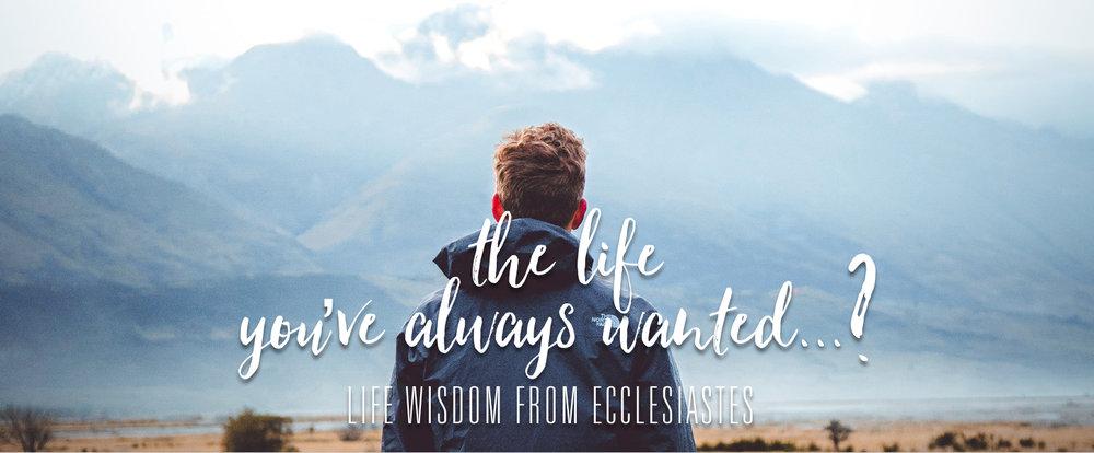 click to hear sermon series