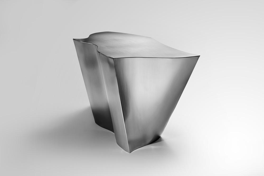 Organic Steel por Fernanda Marques Arquiteta