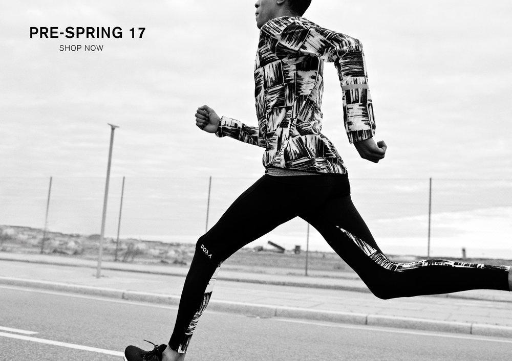 DOXA RUN PRE-SPRING 17