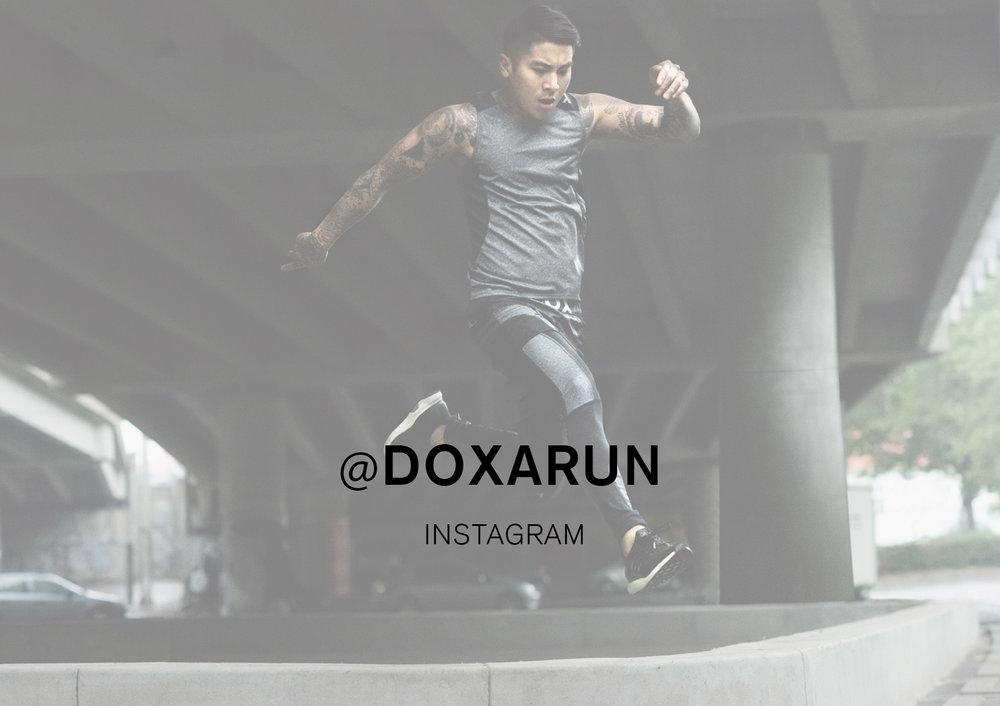 @DOXARUN INSTAGRAM
