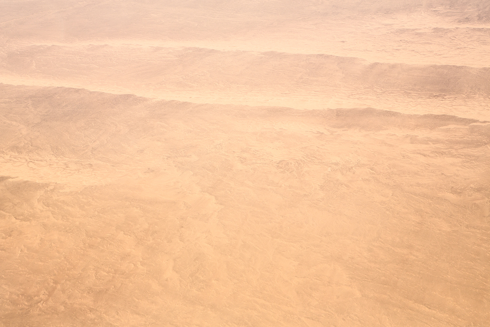 Deserts I, 2015 //  120 cm x 180 cm