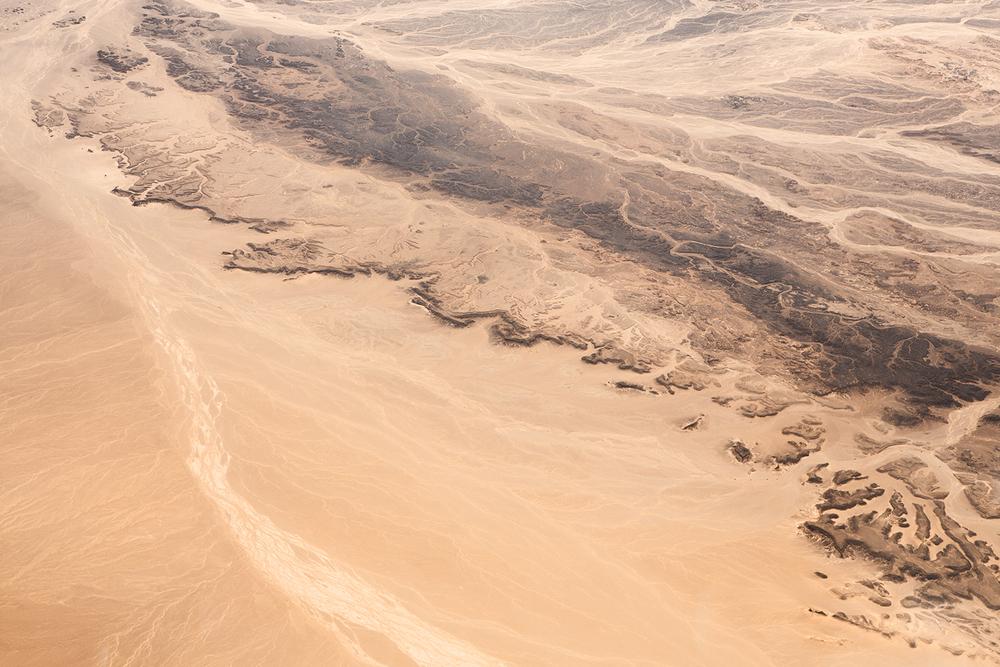 Deserts - Survey #4, 2015 //  80 cm x 120 cm