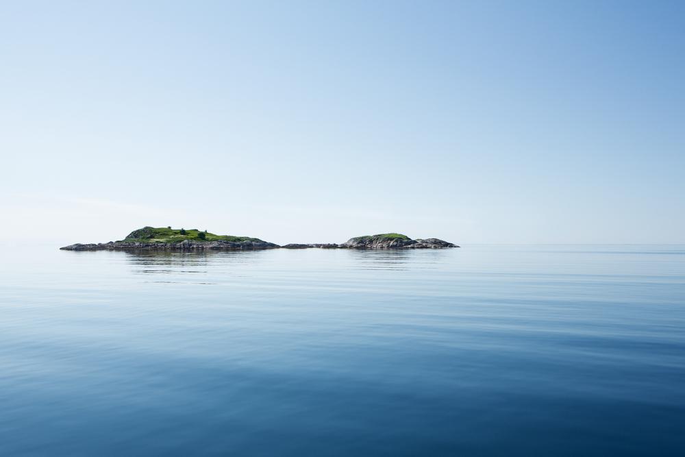 Islands IV, 2014 //  120 cm x 180 cm