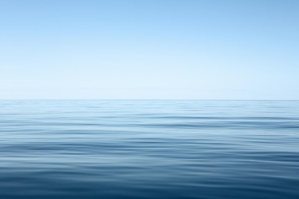 Ocean II, 2014 //  120 cm x 180 cm