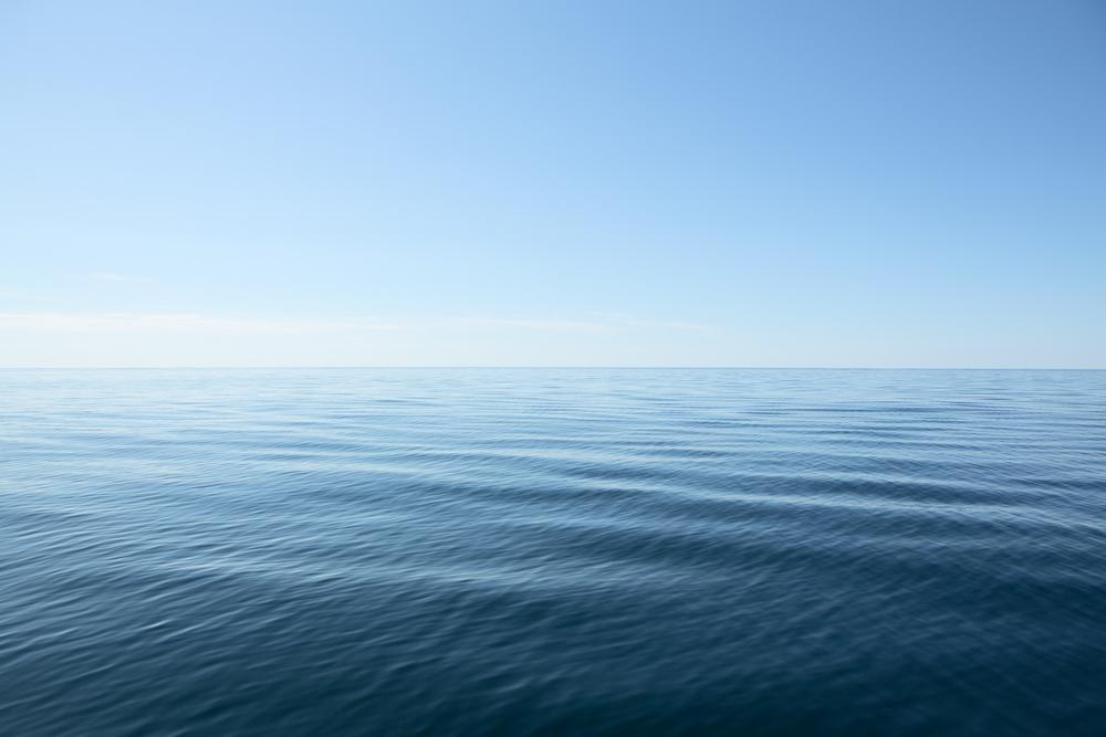 Ocean I, 2014 //  120 cm x 180 cm